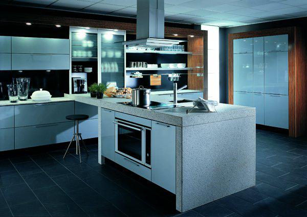 Moderne keukens arga keukens montage - Moderne designkeuken ...